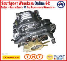 Holden Rodeo Jackaroo V6 TF RA 6VE1 3.5  L 6Cyl Engine / Motor Petrol  - Express