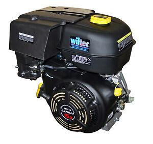 B-Ware   LIFAN 190 Benzinmotor 10,5 kW 15 PS 25,4 mm Handstart Kartmotor 420 ccm