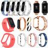 For Xiaomi Mi Band 3 Smart Watch Stainless Steel Watch Band Wrist Strap Bracelet