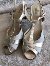 Cellini Oro Zapatos Talla 6/39