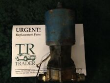 Triumph  TR5 TR6 petrol injection lucas pump used