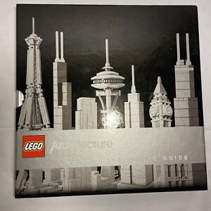 LEGO Architecture: The Visual Guide, by DK Books