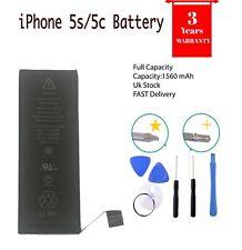 Genuine Original CT iPhone 5S 5C Replacement Battery 1560 mAh Full capacity UK