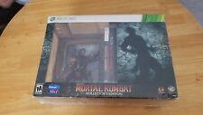 Mortal Kombat Kollectors Editon (Microsoft Xbox 360, 2011) Free Shipping