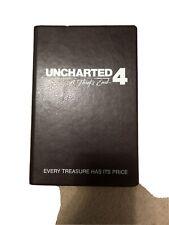 Uncharted 4. un libro de nota final thiefs