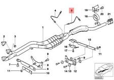 Genuine BMW E36 E38 E46 X5 E53 Z3 Lambda Probe Oxygen Sensor OEM 11781739845