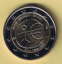 Bi-Metall Münzen nach Euro-Einführung aus Belgien Gewerbe, Industrie & Handel
