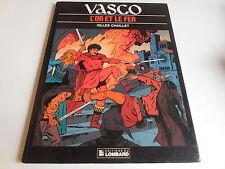 EO VASCO TOME 1/ CHAILLET