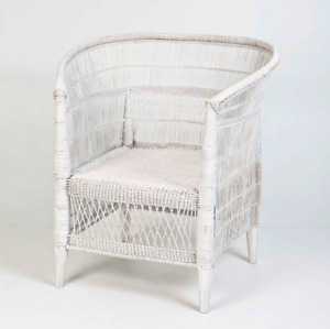 Authentic Handmade Single Seater Malawi Chair