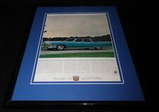 1967 Cadillac 11x14 Framed ORIGINAL Vintage Advertisement