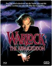 Steelbook Warlock 2 II The Armageddon Uncut 3d futurepack Blu-ray Metalpak NEUF