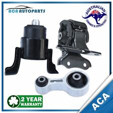 For Mazda 6 Engine Mount Left + Right Hand + Rear 2.3L 2002-2008 Auto / Manual