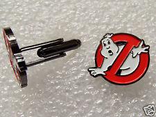 Pair of Stylish Ghostbusters Cufflinks