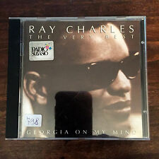 RAY CHARLES - GEORGIA ON MY MIND. THE VERY BEST OF