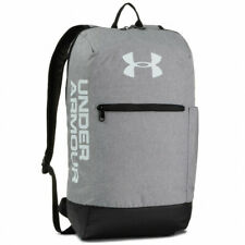 Under Armour Unisex UA Patterson Backpack Bag Gray 1327792 035