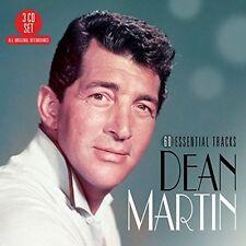 Dean Martin - 60 Essential Tracks (2016)  3CD  NEW/SEALED  SPEEDYPOST