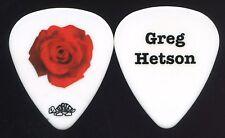New listing Bad Religion 2011 Spring Tour Guitar Pick! Greg Hetson custom concert stage