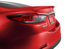 #537 PRIMERED Factory Style Lip SPOILER fits the 2014 - 2017 MAZDA 6