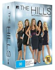 THE HILLS COMPLETE SEASONS1,2,3,4,5 6 DVD BOX SETS NEW SEALED Region 4