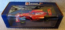 F1 Formula1 JACQUES VILLENEUVE AUTOGRAPHED #1 WILLIAMS RENAULT FW20 Paul's Model