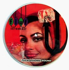 """FLUF - SKYROCKET - HEADHUNTER RECORDS - 7"""" PICTURE DISC"""
