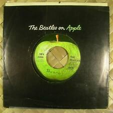 Beatles Hey Jude  Stock APPLE copy First Pressing