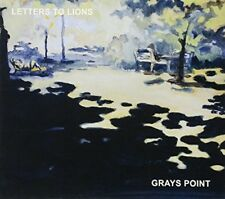 Grays Point - Letters To Lions (2017, Cd Nieuw)