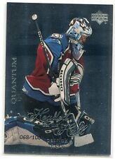 1999-00 Upper Deck Headed for the Hall Quantum Silver 10 Patrick Roy 68/100