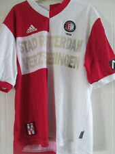 Feyenoord 1999-2000 Home  Football Shirt Size Medium /39150