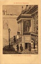 CPA La Rochelle. Ancien Escalier de l'Hotel de Ville. (666649)