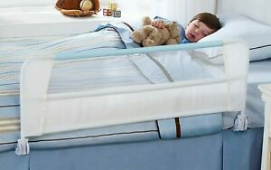 """Munchkin Toddler Safety Bed Rail Lightweight Fits Twin 36"""" x 18""""  Ages 2-5 Yrs"""