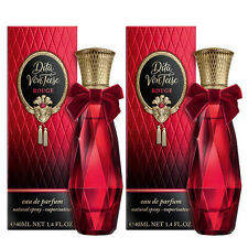 2 X DITA VON TEESE ROUGE for women 40ml 1.35 oz Eau De Perfume - EDP New in Box