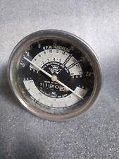 MF tractor speedo rpm dial counter 50-60s classic vintage retro guage dial