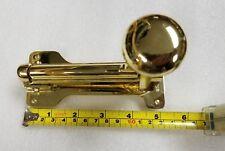 Vintage El Casco Gold Plated M-15 Desk Stapler, Made in SPAIN EXCELLENT