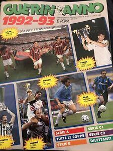 Guerin Sportivo Anno . 1992-93.