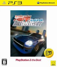 Wangan Midnight the Best PS3 Healthy Sony PlayStation 3 From Japan
