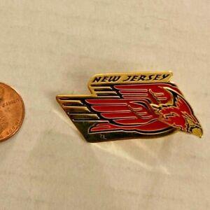 Vintage New Jersey Cardinals Baseball Pin Metal Rare
