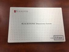 Blackstone Medical Discectomy 3.5mm System