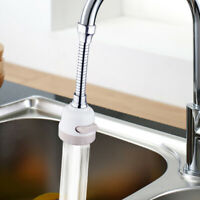 Kitchen Tap Head Rotatable Faucet Sprinkler Spatter Water Saving Filter SpraW6