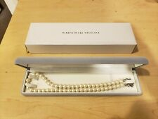 Nikken Pearl Necklace NIB!