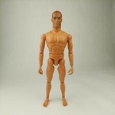 Hasbro 1/6 Scale GI Joe WWII USAF Missing Pilot Nude 12 Inch Action Figure HTF