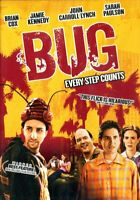 Bug: Every Step Counts (DVD), Jamie Kennedy, Sarah Paulson, Free Ship NEW