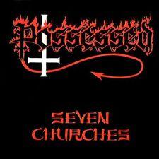 POSSESSED - SEVEN CHURCHES - CD SIGILLATO JEWELCASE 2012