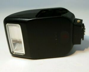 Canon Speedlite 200E Shoe Mount Flash - AS IS for parts or repair