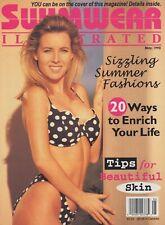 KAREN KOEHLER SWIMWEAR ILLUSTRATED Magazine May 1993 USA Swimsuit