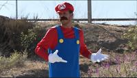 Tosh.0 Mario Kart Show Worn Costume Prop Daniel Tosh Certificate of Authenticity