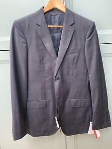 Calvin Klein Collection Mens Suit - Size 36 - BNWT