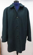 Damen Jacke Mantel Damenjacke Damenmantel Kurzmantel grün Gr. 42