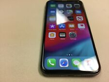Apple iPhone X - 64GB - Space Gray (AT&T) (Read Description) O1411