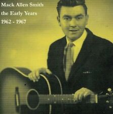 Mack Allen Smith-Early Years 1962 - 1967 CD Import  New